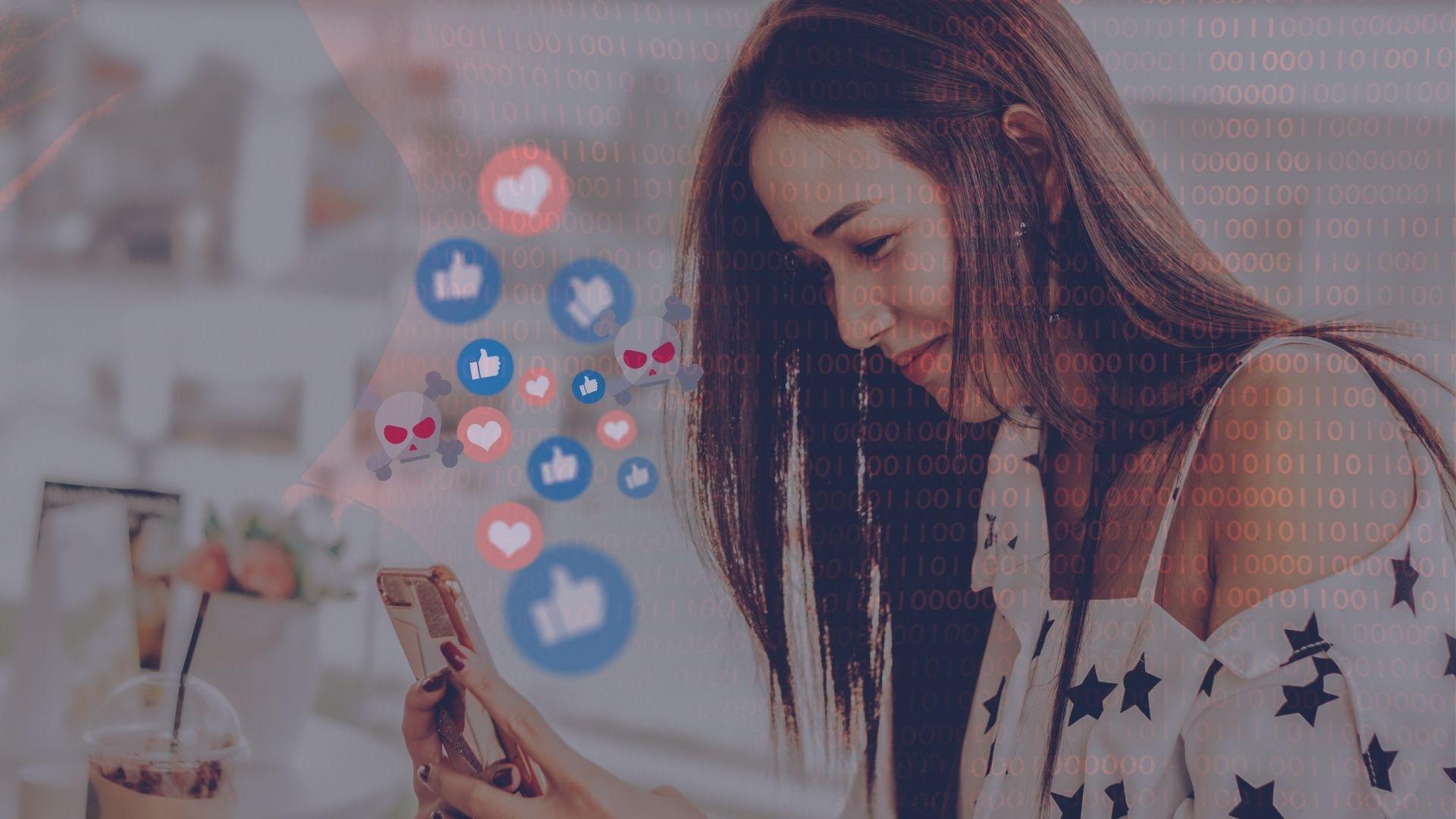 Twitter, Facebook, Instagram und Co.: Vorsicht vor den Gefahren!